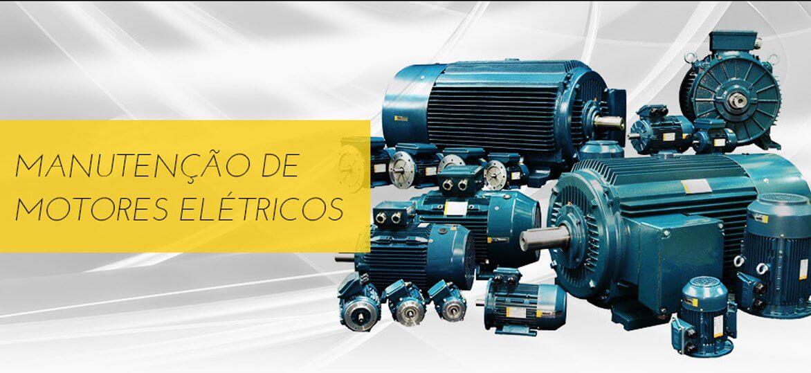Manutencao Motores Eletricos